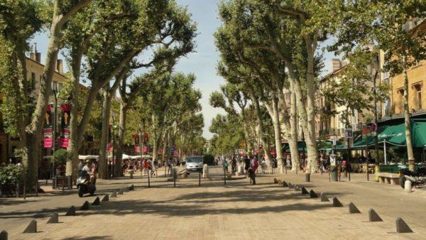 VTC Aix en Provence