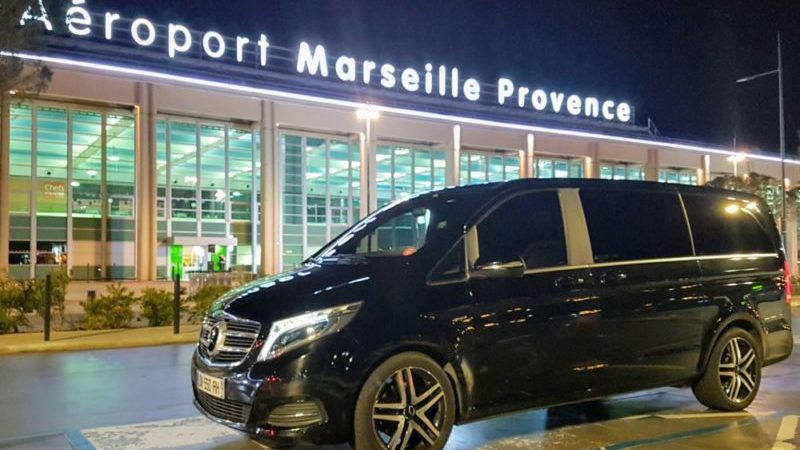 Marseille Provence's Airport transfer