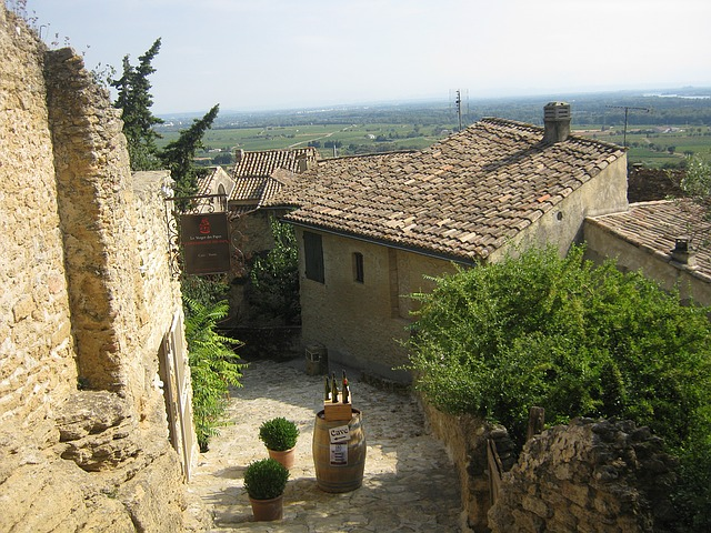 Tour Luberon et Chateauneuf du pape