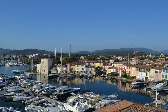 Tour Village de la French Riviera